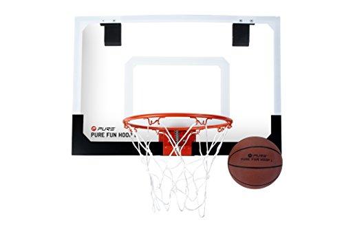 Pure 2 Improve Indoor+Outdoor, Büro Basketballkorb Small Fun Hoop Classic - Größe 46x30cm