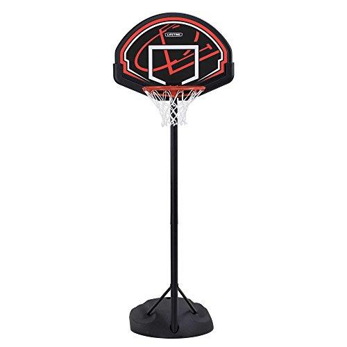 LIFETIME Rebound Mobile Basketballanlage Basketballständer, Bunt, M