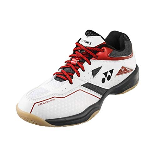 YONEX Badmintonschuh SHB 36 weiß/rot (45 EU)