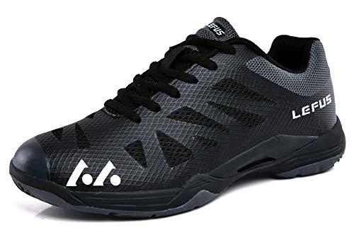 Xinghuanhua Herren Badminton Schuhe Indoor und Outdoor Sportschuhe Paar Modelle