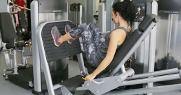 Das erste Mal im Fitnessstudio